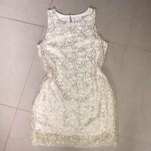 NECESSARY OBJECTS Lace Dress